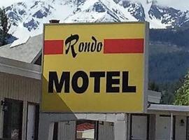 Rondo Motel, motel in Golden