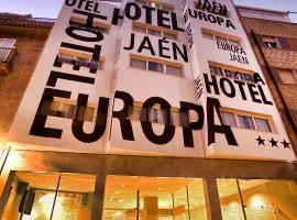 Hotel Europa, hotel in Jaén