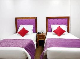 CLN Boutique Hotel, hotel in Tacloban