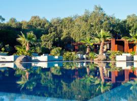 Vallegrande Nature Resort by Geocharme, hôtel à Cefalù