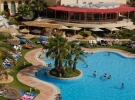 Marina Palace, отель в Хаммамете