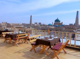 Arkanchi Hotel, hotel en Khiva