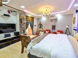 Emperor Resort & Spa, spa hotel in Vagator