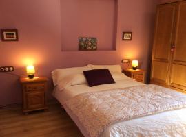 Casa Rural Era de Ferro, hotel a Erill la Vall