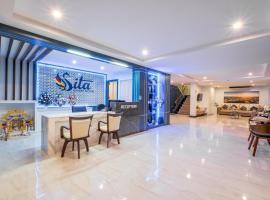 Sita Krabi Hotel, отель в городе Краби