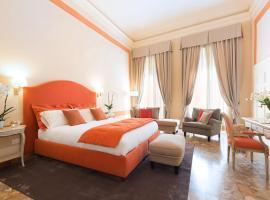 Cerretani Palace Luxury B&B, bed and breakfast a Florència