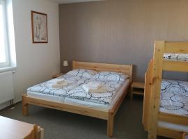 VILA MUŠOV, hotel v blízkosti zaujímavosti Aqualand Moravia (Pasohlávky)