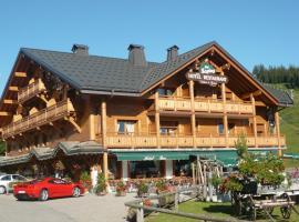 "Hôtel Restaurant ""Les Sapins"" Wellness & Gourmet, hotel v destinaci Manigod"