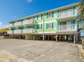 The American Dream, apartment in Gulf Shores