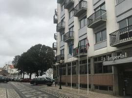 Hotel Imperial, hotel in Aveiro