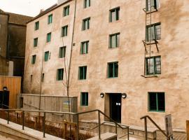 YHA Berwick, hostel in Berwick-Upon-Tweed
