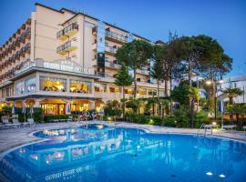 Grand Hotel Gallia, отель в городе Милано-Мариттима