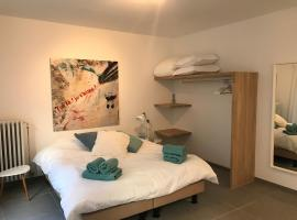 Post Apartment, vakantiewoning in Gent