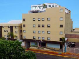 Hotel Campestre Inn, hotel in León