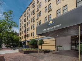 Days Inn by Wyndham Washington DC/Connecticut Avenue, отель в Вашингтоне
