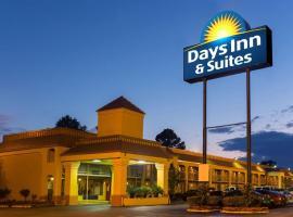 Days Inn & Suites by Wyndham Vicksburg, hotel in Vicksburg