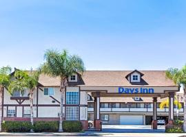 Days Inn by Wyndham Long Beach City Center, hotel in Long Beach