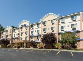 Days Inn by Wyndham Leominster/Fitchburg Area, motel in Leominster