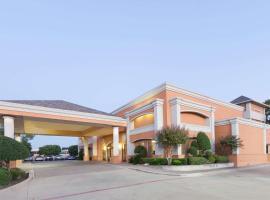 Days Inn by Wyndham Irving Grapevine DFW Airport North, hotel near Dallas-Fort Worth International Airport - DFW,