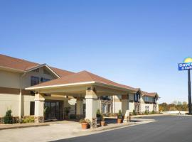 Days Inn & Suites by Wyndham Commerce, hotel in Commerce