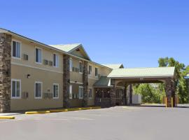 Days Inn & Suites by Wyndham Gunnison, hotel in Gunnison