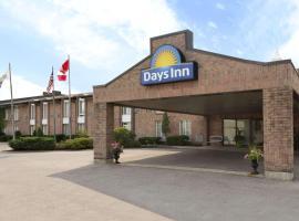 Days Inn by Wyndham Brantford, hotel em Brantford