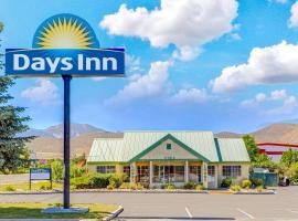 카슨 시티에 위치한 호텔 Days Inn by Wyndham Carson City
