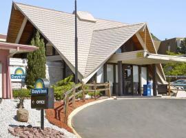 Days Inn by Wyndham Colorado Springs/Garden of the Gods, hotel near Garden of the Gods, Colorado Springs