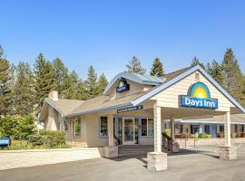 Days Inn by Wyndham South Lake Tahoe, hotel in South Lake Tahoe