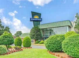 Days Inn by Wyndham Arlington/Washington DC, hotel near The Pentagon, Arlington