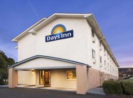 Days Inn by Wyndham Greenwood SC, hotel in Greenwood