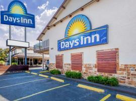Days Inn by Wyndham Austin/University/Downtown, hotel u blizini znamenitosti 'Mount Bonnell' u gradu 'Austin'