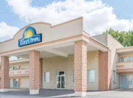 Days Inn by Wyndham St. Louis North, hotel near Lambert - St. Louis International Airport - STL, Hazelwood