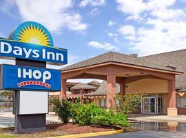 Days Inn by Wyndham St. Augustine West, hotel in St. Augustine