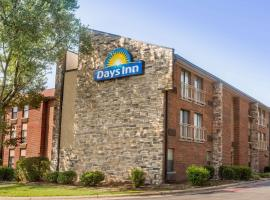 Days Inn by Wyndham Raleigh-Airport-Research Triangle Park, hotel near Raleigh-Durham International Airport - RDU,