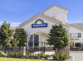 Days Inn by Wyndham Coeur d'Alene, hotel in Coeur d'Alene