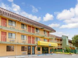 Days Inn by Wyndham El Paso Airport East, hótel í El Paso