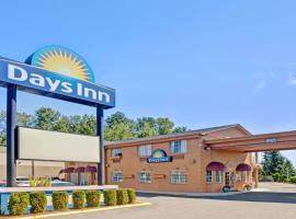 Days Inn by Wyndham Everett, hotel near Snohomish County Airport - PAE, Everett