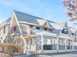 Days Inn by Wyndham Springfield/Phil.Intl Airport, hotel near Battleship New Jersey, Springfield