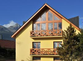 APLEND Vila Magnolia, apartmán v Tatranskej Lomnici