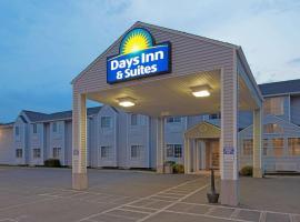 Days Inn & Suites by Wyndham Spokane Airport Airway Heights, hotel near Spokane International Airport - GEG,