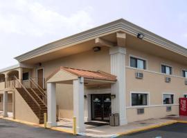 Days Inn by Wyndham Long Island/Copiague, hotel near Indian Island County Park, Copiague