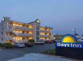 Days Inn by Wyndham Seattle North of Downtown, motel in Seattle