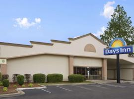 Days Inn by Wyndham Fayetteville-South/I-95 Exit 49, hotel in Fayetteville
