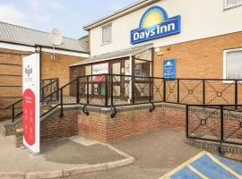 Days Inn Watford Gap, hotel near St Andrews Hospital Golf Club, Watford