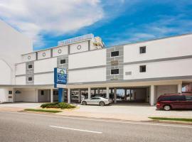 Days Inn by Wyndham Ormond Beach Mainsail Oceanfront, hotel in Ormond Beach