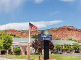 Days Inn & Suites by Wyndham Kanab, motel in Kanab