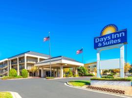 Days Inn & Suites by Wyndham Albuquerque North, hotel v destinaci Albuquerque