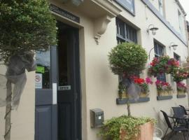 The Forester and Flower, budget hotel in Bath