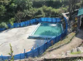 Natural Camps with InHouse Swimming Pool, luxury tent in Rishīkesh